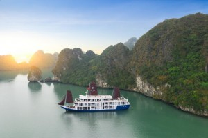 O'Gallery Lotus Cruise from 161 USD/person