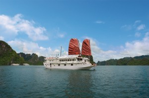 A Class Cruise - Halong in style: From 218 USD/ pax