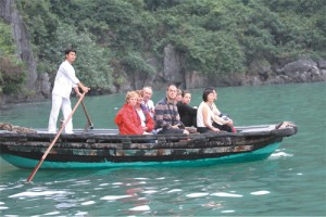 Half Day Morning or Afternoon  Halong Cruise: From 29$/person