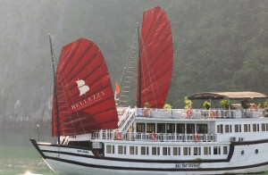Bellezza Boutique Cruise to Bai Tu Long from 117 USD/pax