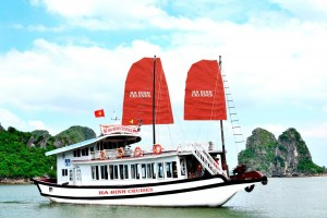 Half Day Morning or Afternoon  Halong Cruise: From 32$/person