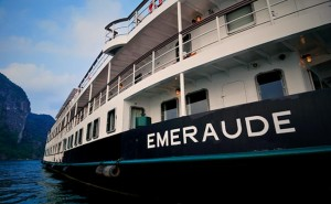 Emeraude Cruise Halong: From 160 USD/ pax