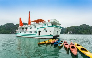 L'Azalee Cruises: From 325 USD/person