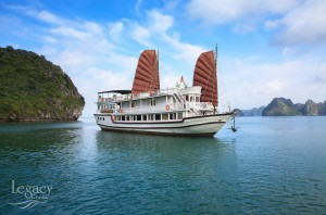 Legacy Cruise: From 115 USD/person