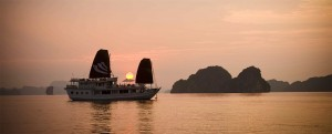Legend Halong - Charter: From 380 USD/ pax