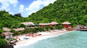 Monkey Island Resort: From 185 USD/ pax