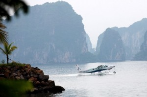 Seaplane to Halong Bay - 1 Night Bhaya Cruise: 1,050 USD/ pax