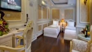 Signature Halong Cruise: From 227 USD/ pax