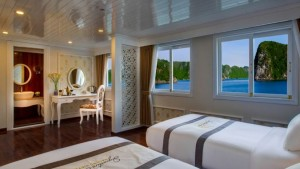 Signature Halong Cruise: From 138 USD/pax