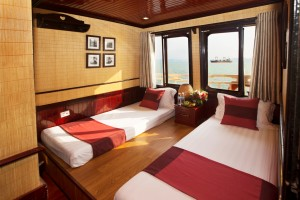 Swan Cruise to Halong bay: From 230 USD/ pax
