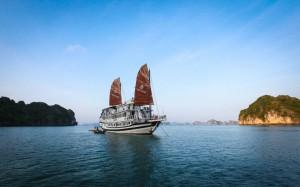 Full Day V'spirit Cruise to Halong Bay: 50 USD/pax