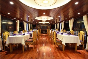 Viola Cruise to Bai Tu Long: From 139 USD/person