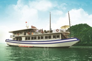 Incredible Asia Journey Day Cruise: 51 USD/pax