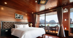 V'Spirit Premier Cruise to Lan Ha Bay: from 130USD/person