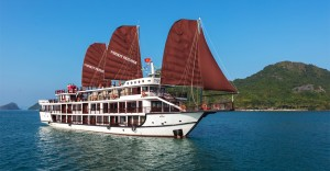 V'Spirit Premier Cruise to Lan Ha Bay from 130USD/person