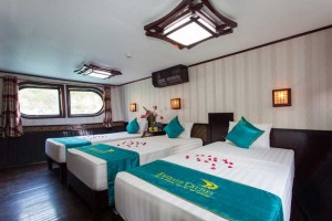 Emerald Cruise to Lan Ha Bay